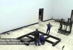 Staatliche Kunstsammlungen Dresden –  William Forsythe. Black Flags