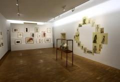"""Bruseum / Neue Galerie Graz: """"Das gezeichnete Ich"""""""