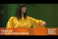 Deichtorhallen –  LYNN HERSHMAN LEESON – CIVIC RADAR Trailer 1