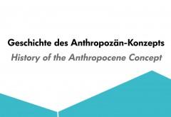 Deutsches Museum – Geschichte des Anthropozän-Konzepts