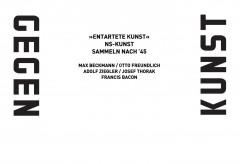 Die Pinakotheken im Kunstareal München – Podiumsdiskussion #GegenKunst