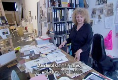 Fondation Beyeler: Marlene Dumas About Her Work and the Show at Fondation Beyeler 2015
