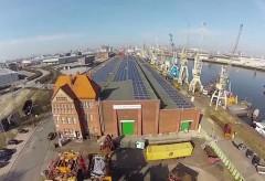 Hafenmuseum – Flug über das Hafenmuseum Hamburg