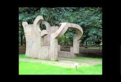 historisches museum frankfurt – Irene Glueck: Über das Denkmal Haus fuer Goethe