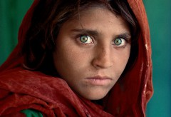 Museum für Gestaltung – In Conversation with Steve McCurry – Sharbat Gula