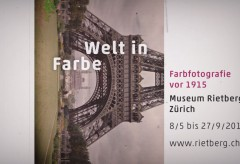 Museum Rietberg – Welt in Farbe – Farbfotografie vor 1915
