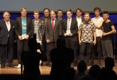 ZKM: AppArtAward 2015 | Preisverleihung