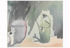 Zentrum Paul Klee – Paul Klee – Eimer und Giesskanne, 1910