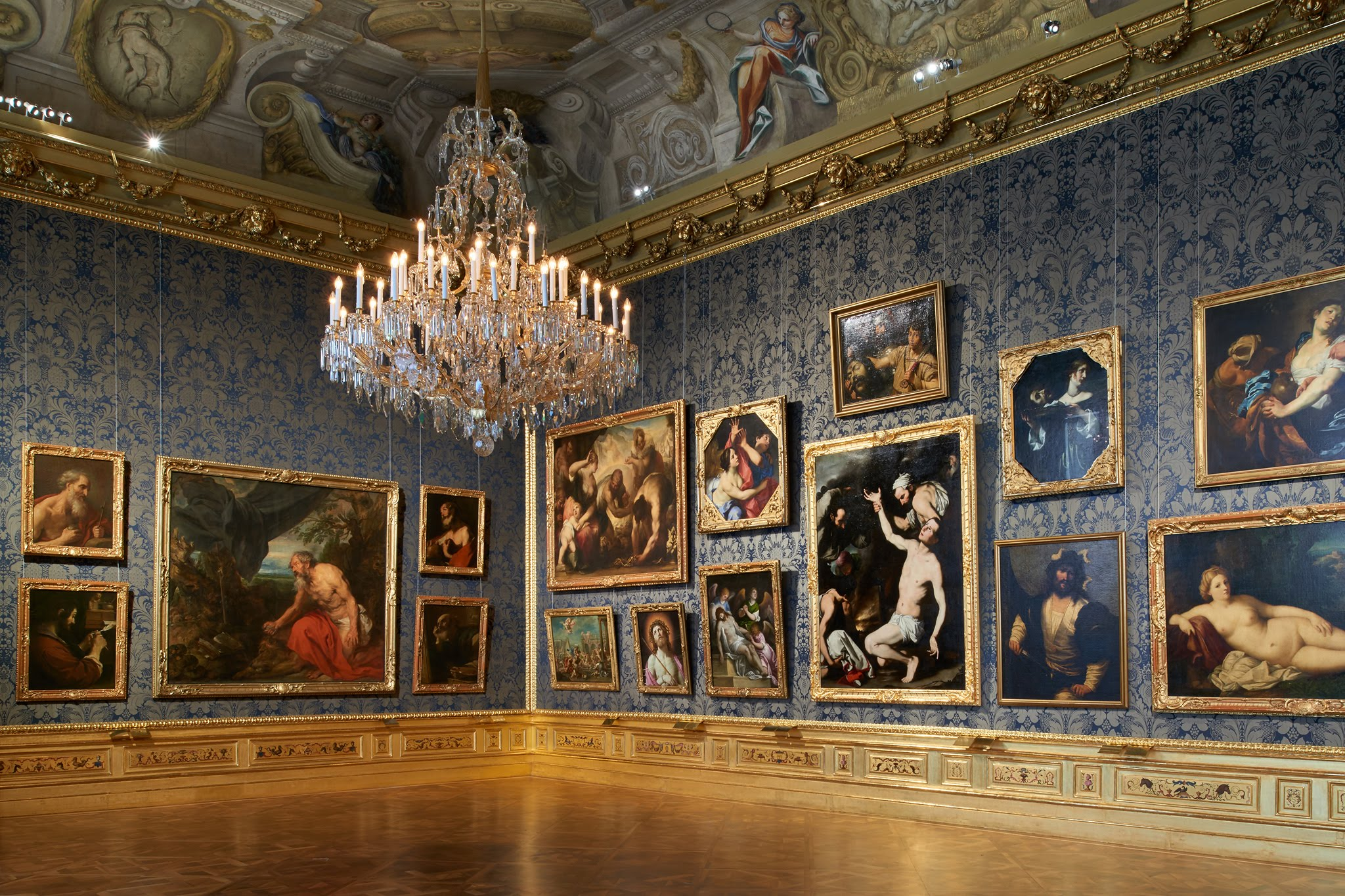 belvedere museum rembrandt tizian bellotto museumsfernsehen. Black Bedroom Furniture Sets. Home Design Ideas