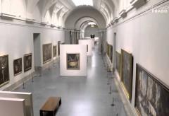 Kunstmuseum Basel – 10 Picassos del Kunstmuseum Basel – Aufbau im Zeitraffer