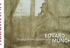 Albertina: Edvard Munch   Druckgrafische Experimente