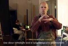 Museum für Völkerkunde Hamburg:  Führungen mit Übersetzung in Gebärdensprache