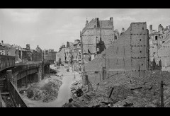 Stadtmuseum Berlin: Fahrt mit der S-Bahn durch Berlin 1947 – Harry Croner