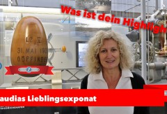 Zeppelin Museum Friedrichshafen: Mein Lieblingsexponat mit Claudia Emmert