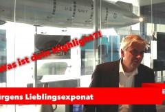Zeppelin Museum Friedrichshafen: Mein Lieblingsexponat mit Jürgen Bleibler