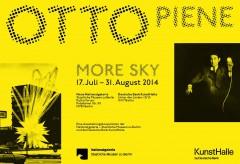 Deutsche Bank KunstHalle: OTTO PIENE – More Sky