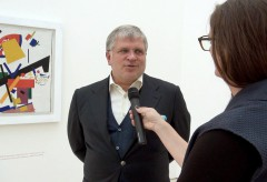 Fondation Beyeler: In Search of 0,10: Interview with Andrey Cheglakov