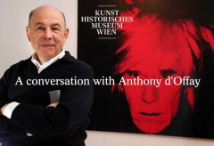 Kunsthistorisches Museum Wien: Anthony d'Offay in conversation with Jasper Sharp