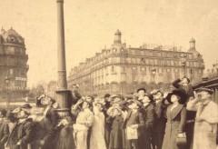 Städel Museum: KunstIStück – Eugène Atget: Sonnenfinsternis, Paris 1912