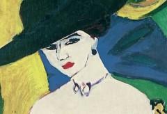 Städel Museum: Kunst Stück – Ernst Ludwig Kirchner: Stehender Akt mit Hut