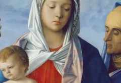Städel Museum: Kunst|Stück – Giovanni Bellini: Madonna mit Kind, Johannes dem Täufer und der heiligen Elisabeth