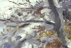 Städel Museum: Kunst|Stück – Lovis Corinth: Walchensee im Winter