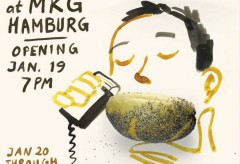 Audio: Christoph Niemann – Unterm Strich (Galeriegespräch)