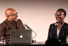 Haus der Kunst: Artist Talk — Lynette Yiadom-Boakye and Glenn Ligon
