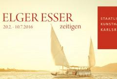 Kunsthalle Karlsruhe: Elger Esser – Oskar-Schlemmer-Preisträger 2016 / Ausstellung