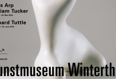 Kunstmuseum Winterthur: Hans Arp (30. Januar bis 22. Mai 2016)