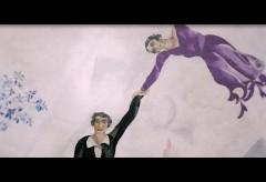 Chagall bis Malewitsch – Marc Chagalls Spaziergang in der Albertina