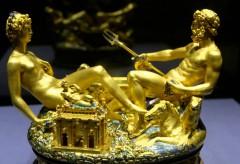Benvenuto Cellini: Die Saliera aus der Reihe – 100 Meisterwerke aus dem Kunsthistorischen Museum Wien