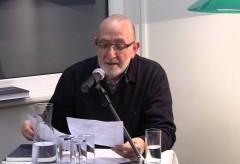 Michael Guggenheimer liest in der Langen Nacht aus Nachschrift und Nachschrift2 von Heimrad Bäcker