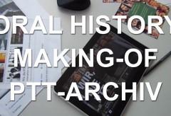 Museum für Kommunikation Bern: Oral History Making-of PTT-Archiv