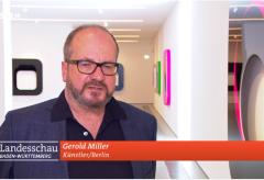 Gerold Miller in der Ulmer Kunsthalle Weishaupt