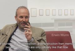 Erwin Wurm. Bei Mutti in der Berlinischen Galerie