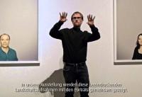 """""""Exil"""" – Führung mit Übersetzung in Gebärdensprache im Museum für Völkerkunde Hamburg"""