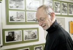 Fotograf Kurt Wyss über seine Arbeit mit Jean Dubuffet