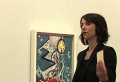 HEARING JACKSON POLLOCK'S »MURAL« Part 2 / Deutsche Bank KunstHalle