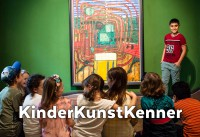 KinderKunstKenner im KUNST HAUS WIEN