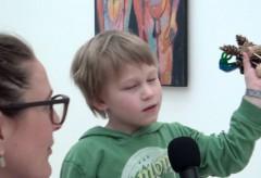 Mein Lieblingswerk in der Jean Dubuffet-Ausstellung (Jan)