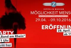 """""""Möglichkeit Mensch""""? – Zeppelin Museum Friedrichshafen"""