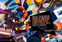 Eine Stadt als Weltlabor – Kunstmuseum Wolfsburg
