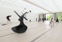 "Alexander S. C. Rower on Artistic Exploration in ""Alexander Calder & Fischli/Weiss"" – Fondation Beyeler"