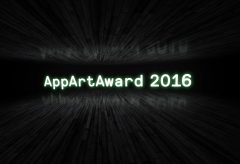 AppArtAward 2016 – die besten Kunstwerke im App-Format