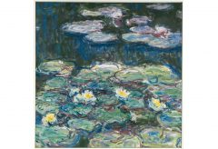 Claude Monet – Nymphéas blancs et jaunes, 1915 – 1917