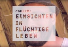 Macher der Ausstellung daHEIM – Aymen / Museum Europäischer Kulturen