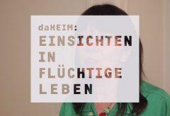 Macher der Ausstellung daHEIM – Elisabeth Tietmeyer / Museum Europäischer Kulturen