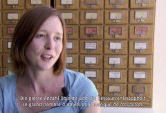 Museumsaufgaben III: Forschen – Isabelle Roth / Leiterin Dokumentation Bernisches Historisches Museum