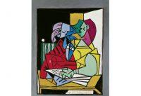 Pablo Picasso – Deux personnages, 1934